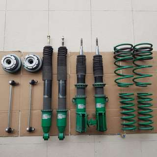 Honda Fit Jazz GE 6 GE 8 Tein Coilover