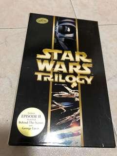 Star Wars boxed set