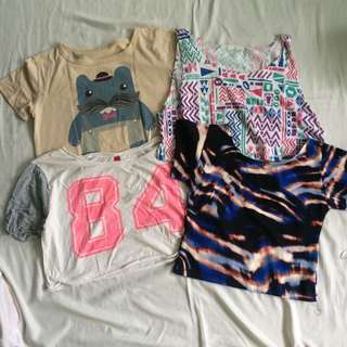 CROPTOP BUNDLE