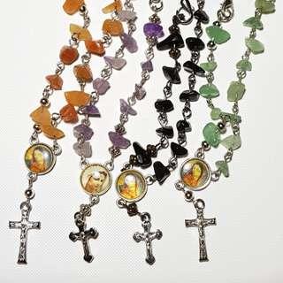 Bracelet rosaries