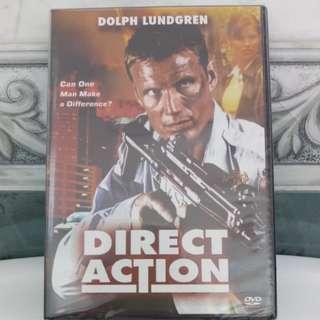 DVD Direct Action - Dolph Lundgren