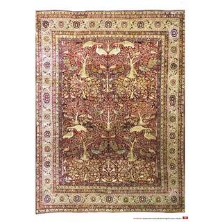 SAMEYEH LOT NO 16190 RAVAR KERMAN FROM SOUTH PERSIA 515 X 380 CM