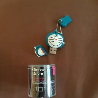cute doraemon USB thumbdrive
