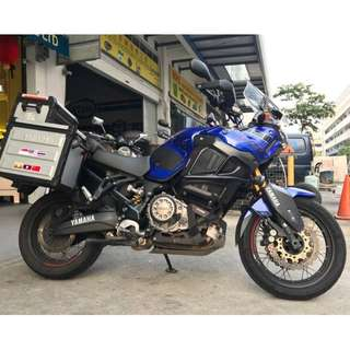 Yamaha super tenere xt1200z 2013  D/P $1500 or $500 With Out Insurance  (Terms and conditions apply. Pls call 67468582 De Xing Motor Pte Ltd Blk 3006 Ubi Road 1 #01-356 S 408700.