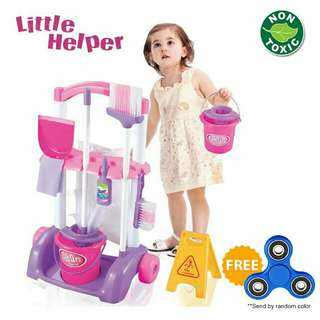 Little helper toys real vacuum cleaner playset( free shipping)