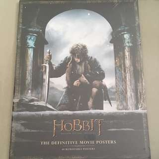 The Hobbit Definitive Movie Posters