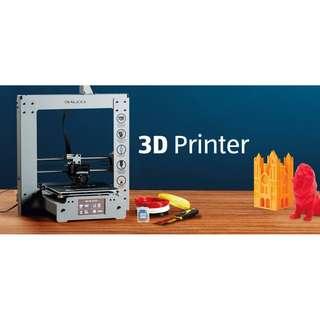 家用3D printing 立體打印 代工