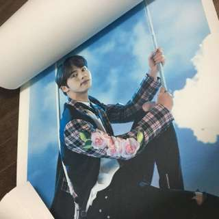 BTS Wings Tour (sold per poster)