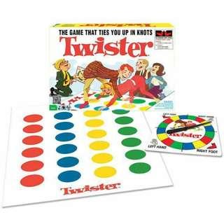 Twister / Tangle N Tumble