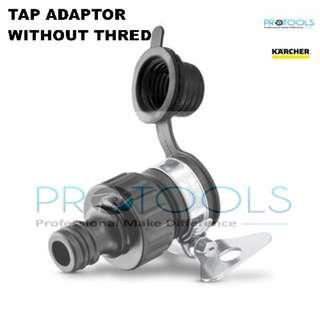 Karcher 26452560 Threadless Outdoor Tap Adaptor
