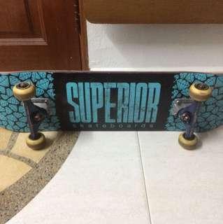 superior skateboards