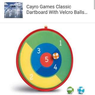 Cayro dart