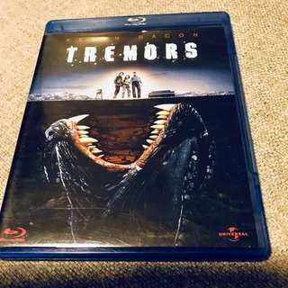 Tremors Authentic Bluray movies