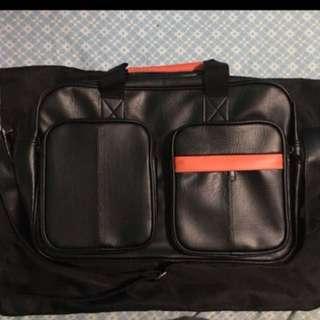 Salvatore mann leather bag