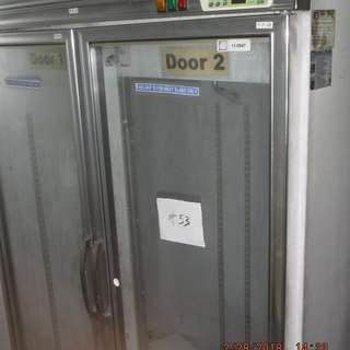 2 Door Freezer (Chee Puck)