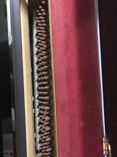 Request of quote for overhauling of piano