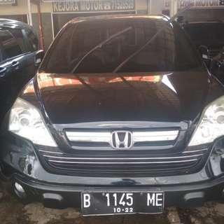 Honda CRV 2.4 At 2007