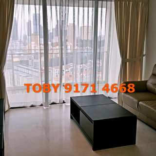 Starlight suites! 2 bed room! MBS View! Very high floor!! Call now!