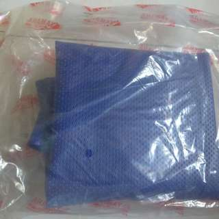 Seat cover Exciter150 Y15ZR Biru GP