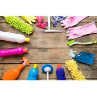 Home Basic Cleaning