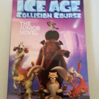 Ice Age Collision Course: The Junior Novel