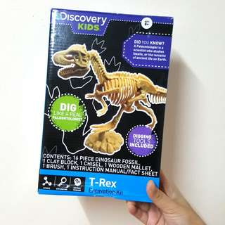 T-Rex Excavation kit