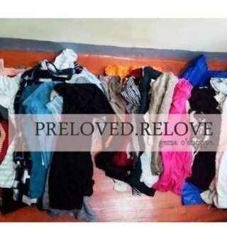 8 pcs Cardigans/Blazers Preloved