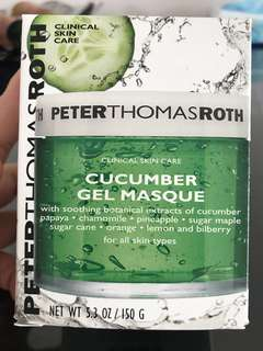 BN Peter Thomas Roth cucumber gel mask 150ml
