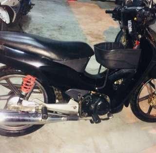 Honda Wave 125cc (COE Jan 2020 Non-renewable)