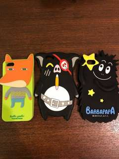 Cartoon IPhone 5/5s case