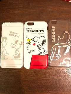 iPhone 6/6s snoopy case