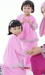 Doll Saree Kurung