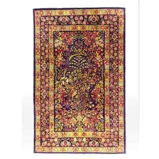 SAMEYEH  LOT NO 16201 KERMAN FROM S. PERSIA 240 X 150 CM