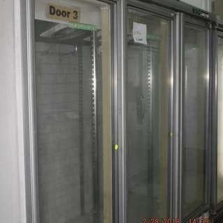 3 Door Freezer (Chee Puck)