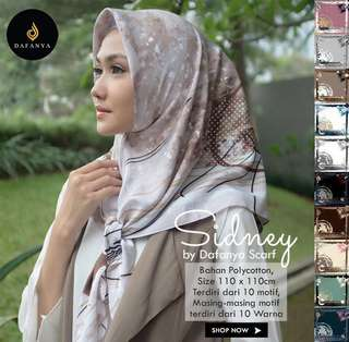 jilbab voal