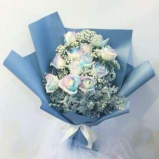 Rose bouquet Flower_identity