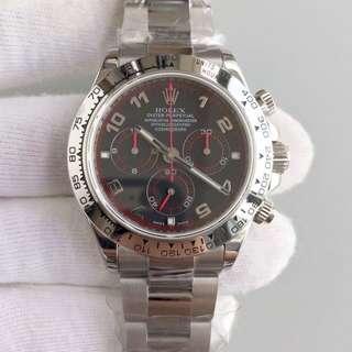 地鐵站交收 勞力士 Rolex 116509 daytona 40mm 計時 JF出品