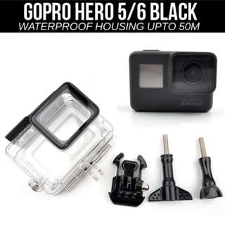 GoPro Hero 5 / 6 Waterproof Housing Case