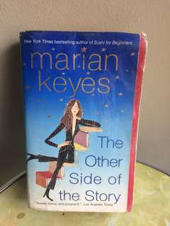 Marian Keyes the other side of the story