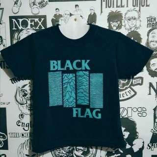 T-shirt BLACK FLAG