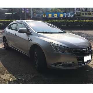 2014年 頂級LUXGEN S5 TURBO 全配 32.8萬 實車實價 絕無欺詐!!!實車實價 一手車 非自售