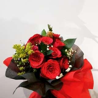 Rose Bouquet flower_
