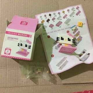 Hello Kitty Nano/Micro/Diamond Block