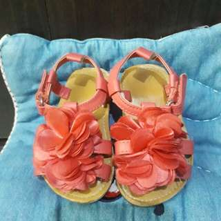 Rising star sandals
