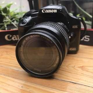 Canon EOS 450D + 2 Lens