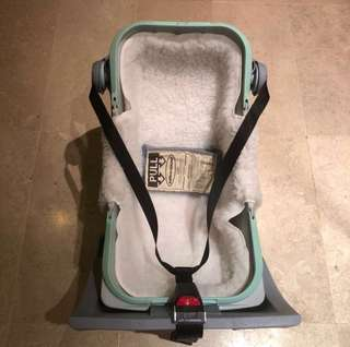 2 in 1 Baby Car Seat & Baby Carrier