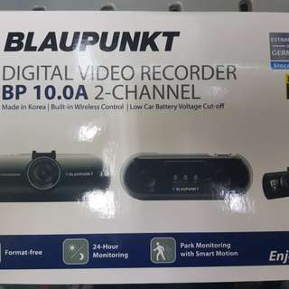 Blaupunkt wifi car camera