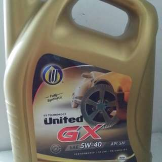 Engine Oil 4liters for car servicing