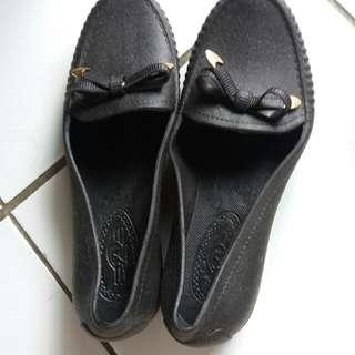 Flatshoes karet