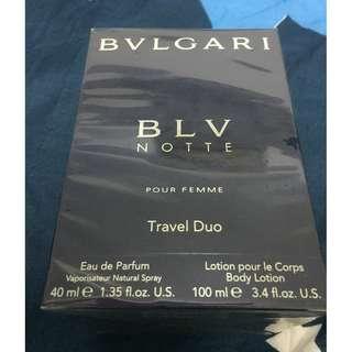 Bvlgari BLV NOTTE Pour femme 40ml
